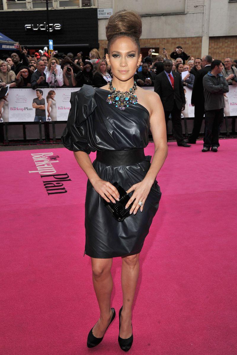 Jennifer Lopez - Celebrities in Lanvin