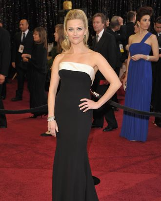 Reese at the Oscars.