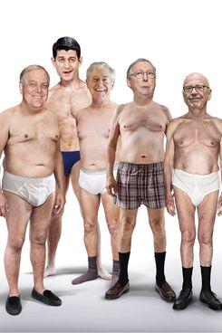 Free older mature naked men