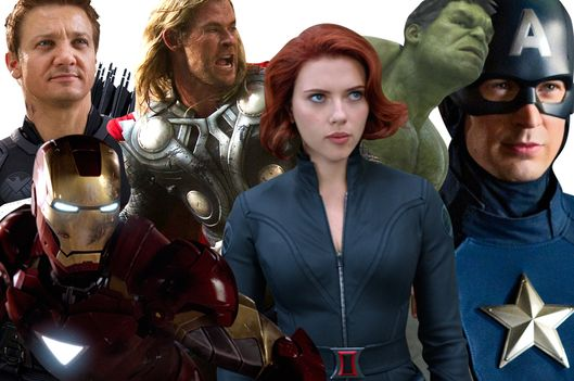 photo marvel - The Avengers