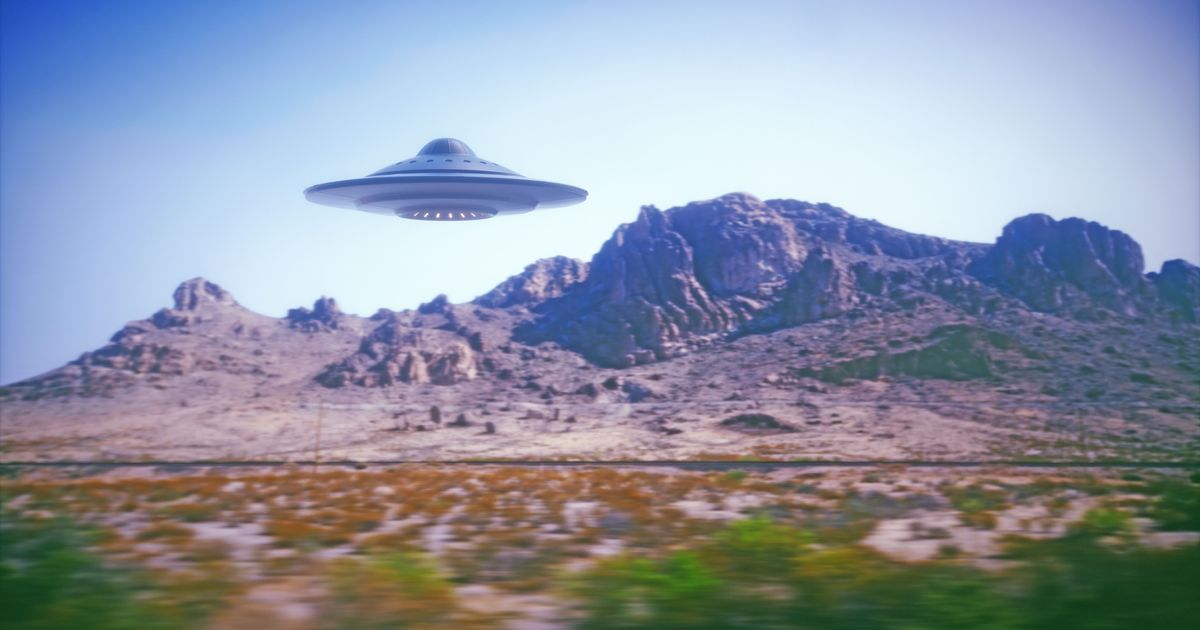 This Area 51 Thing Is Getting Out of Hand