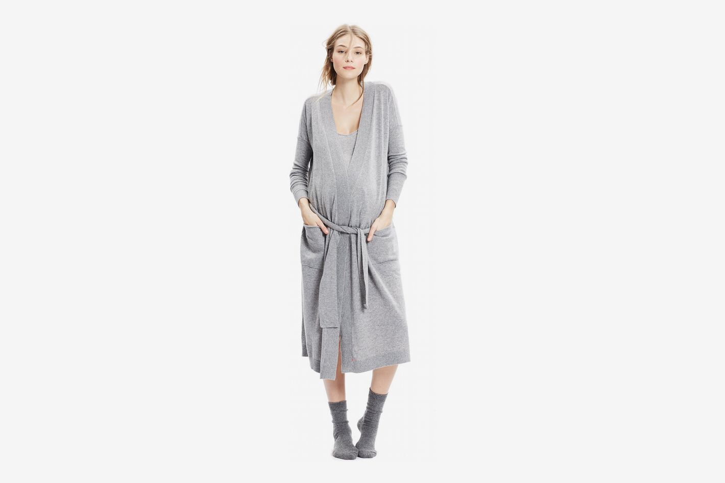 Hatch Cashmere Robe