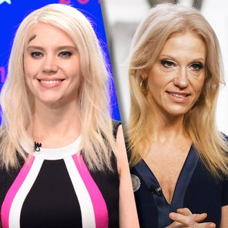 Kellyanne Conway Has Some Notes On Kate Mckinnon S Snl Impression Of Her