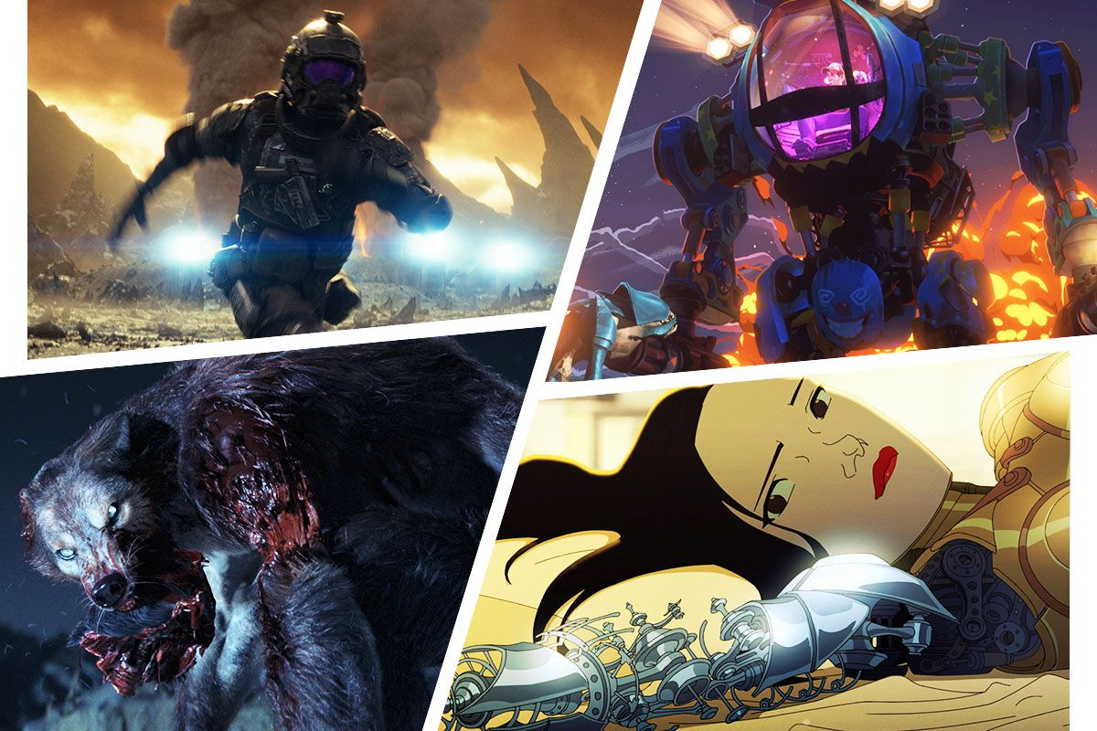 Image result for Love, Death and Robots will return for another season.