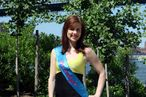 Beauty-Pageant Hopeful Staging Bedford Avenue Bake Sales