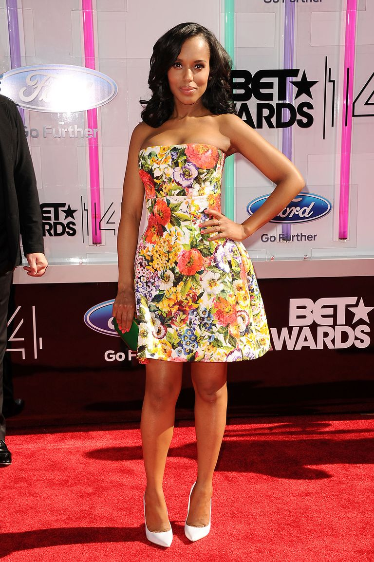 Allison Williams Thong the best, worst, and primmest at the bet awards