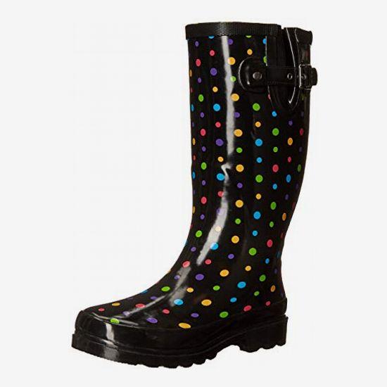12 Best Rubber Rain Boots for Women