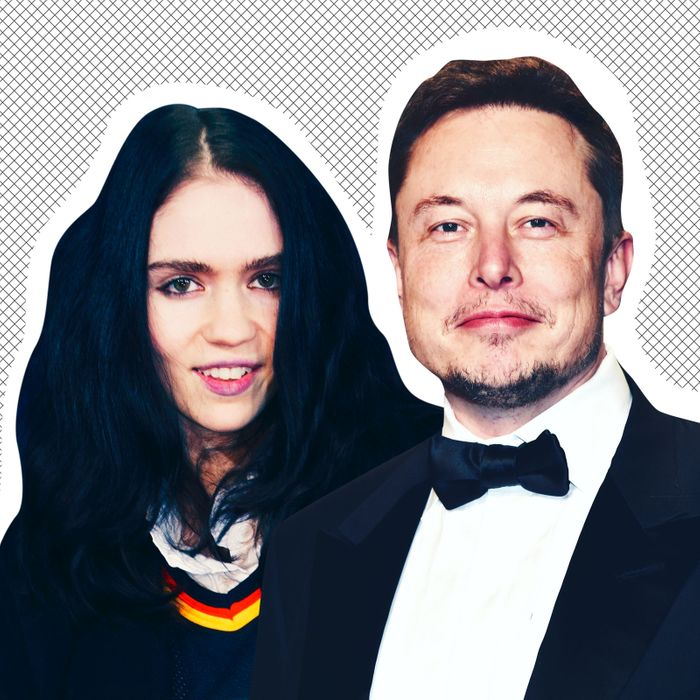 Elon Musk and Grimes are Apparently Still Dating
