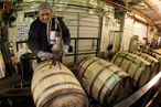Some Bourbon-Makers Are Down to Their Last Few Barrels