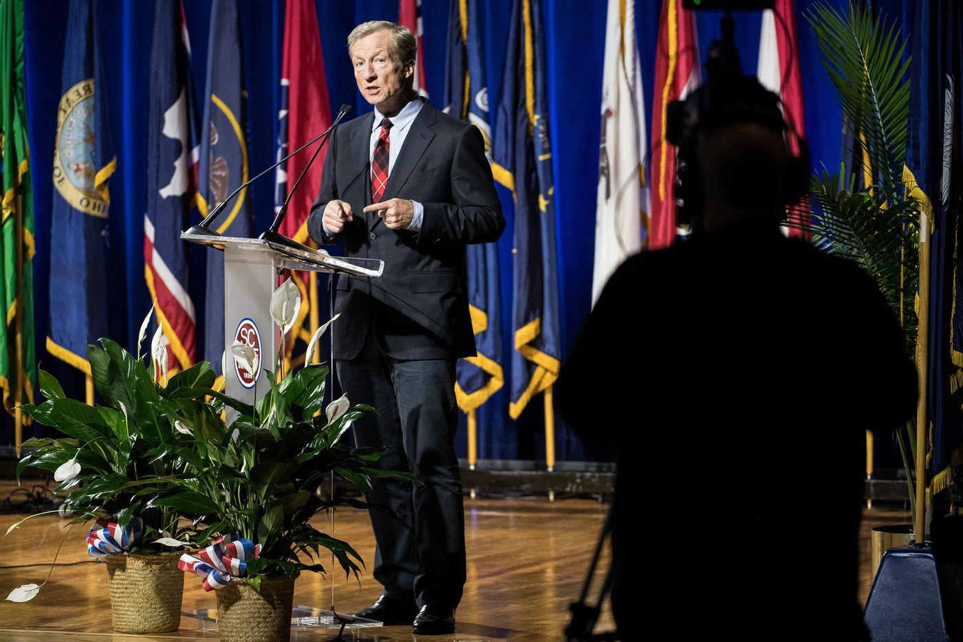 NY MAG – Who Could Breach Joe Biden's 'Firewall' in South Carolina?