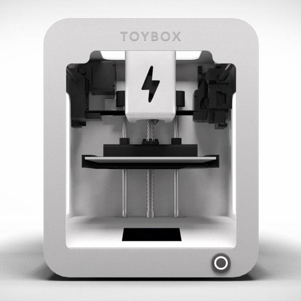 ToyBox 3D Printer Starter Bundle