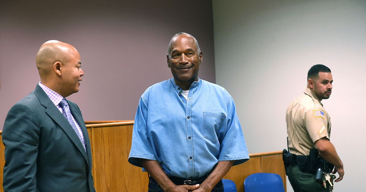 O.J. Simpson Granted Parole After Nine Years in Prison