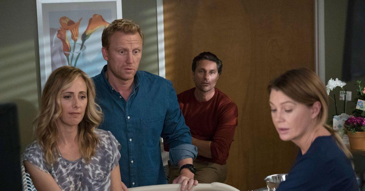 Greys Anatomy Season 14 Premiere Recap