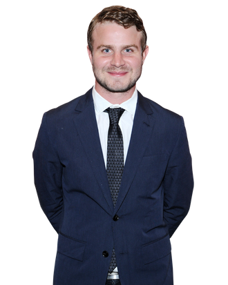 Actor Brady Corbet attends the