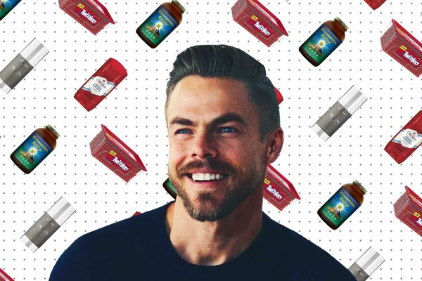 What Derek Hough Can't Live Without