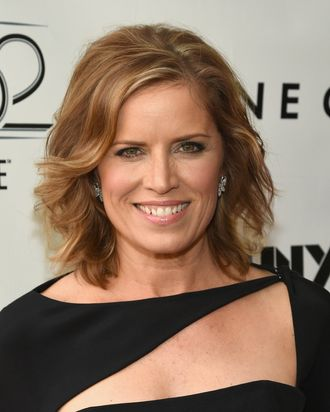 NEW YORK, NY - SEPTEMBER 26: Actress Kim Dickens attends the Opening Night Gala Presentation and World Premiere of