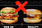 Watch a Guy Ask Fast-Food Workers to Remake His Burgers to Look More Like Ad Photos