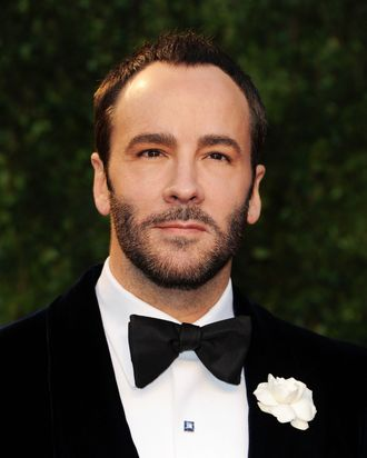 ANTIBES, FRANCE - MAY 20: Designer Tom Ford arrives at amfAR's Cinema Against AIDS 2010 benefit gala at the Hotel du Cap on May 20, 2010 in Antibes, France. (Photo by Francois Durand/Getty Images)