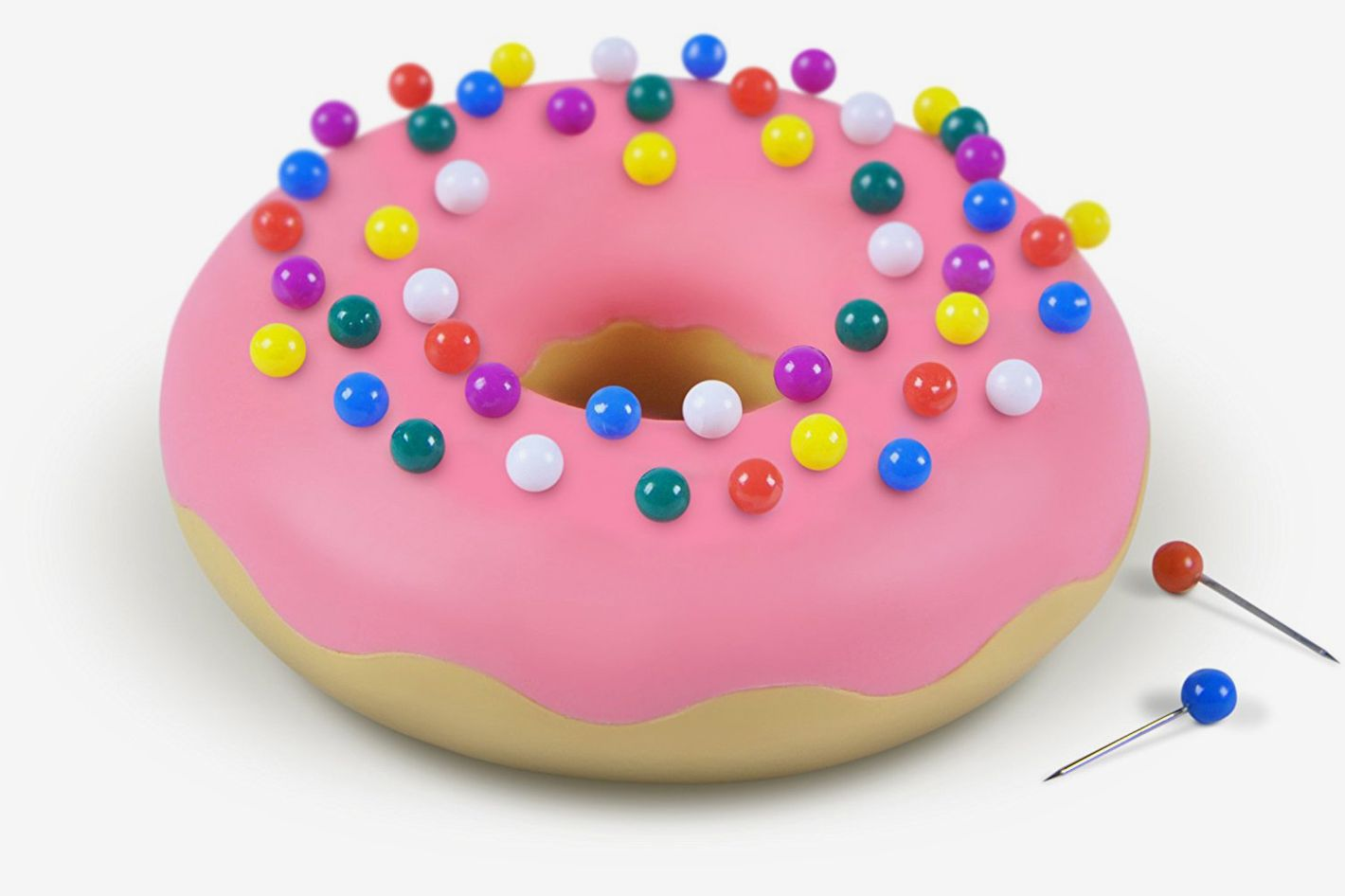 Fred DESK DONUT Push Pin Holder
