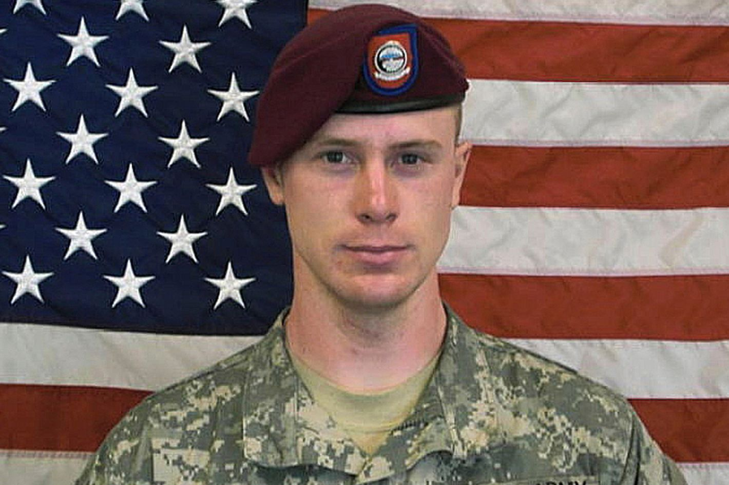 This undated image provided by the U.S. Army shows Sgt. Bowe Bergdahl. U.S. officials say the only American soldier held prisoner in Afghanistan has been freed and is in U.S. custody. The officials say Sgt. Bowe Bergdahl's (boh BURG'-dahl) release was part of a negotiation that includes the release of five Afghan detainees held in the U.S. prison at Guantanamo Bay, Cuba.