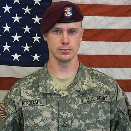 FILE - This undated image provided by the U.S. Army shows Sgt. Bowe Bergdahl. U.S. officials say the only American soldier held prisoner in Afghanistan has been freed and is in U.S. custody. The officials say Sgt. Bowe Bergdahl's (boh BURG'-dahl) release was part of a negotiation that includes the release of five Afghan detainees held in the U.S. prison at Guantanamo Bay, Cuba.  (AP Photo/U.S. Army)