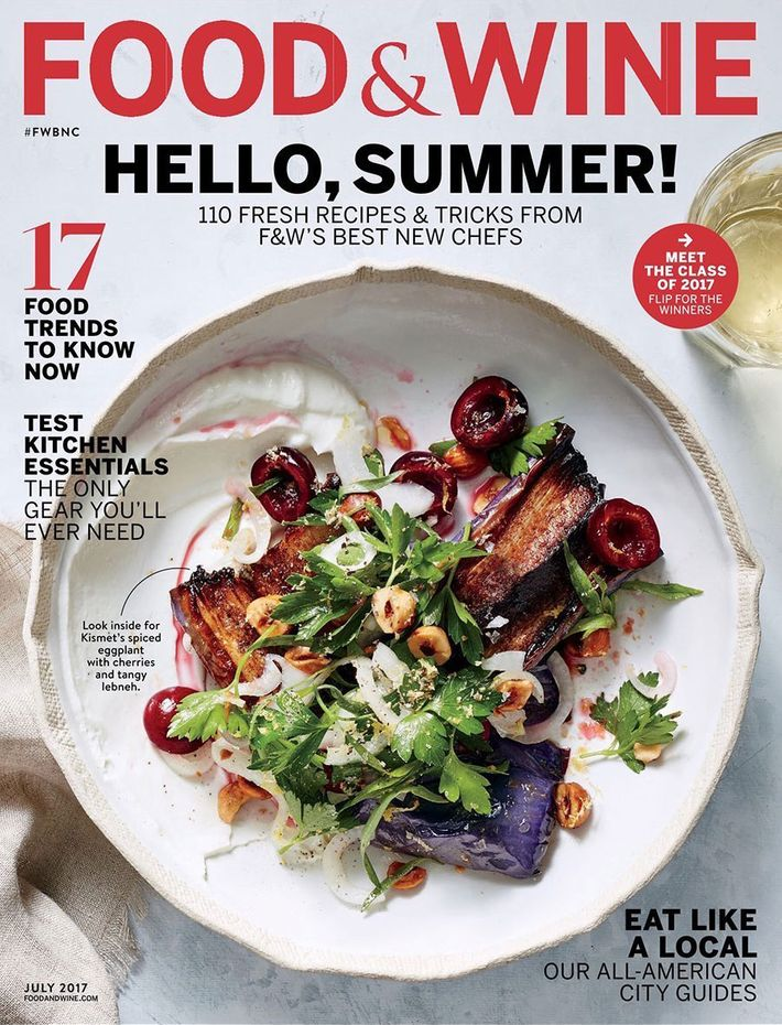 Food wine magazine will move to alabama photo food and wine forumfinder Image collections