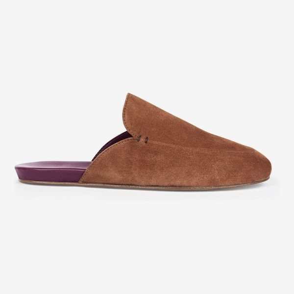 Inabo Slowfer in Brown Suede