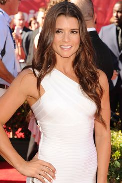 Danica Patrick at the 2014 ESPY Awards.