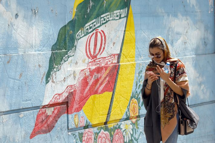 On April  Irans Judiciary Banned The Telegram Messaging App Just Weeks After Russia Did The Same