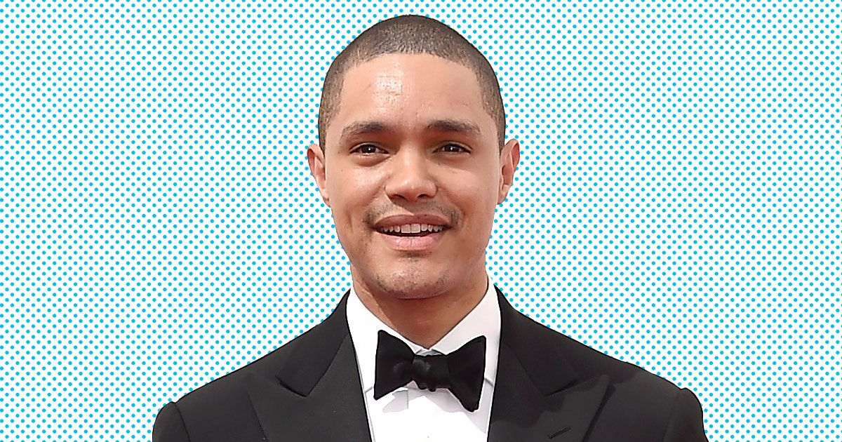 Trevor Noah Readies For His First Date With America