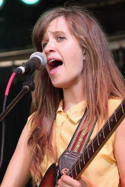 Amber Coffman.