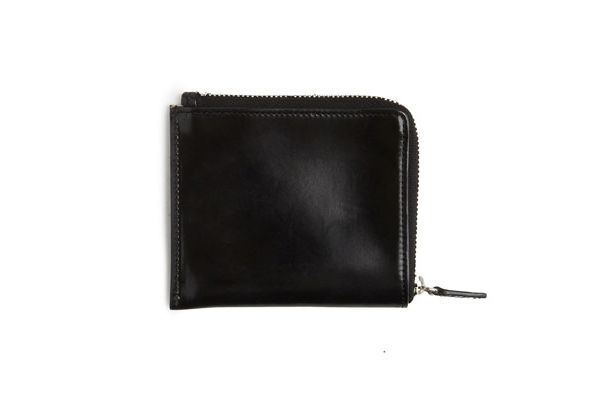 Il Bussetto Zippered Leather Wallet