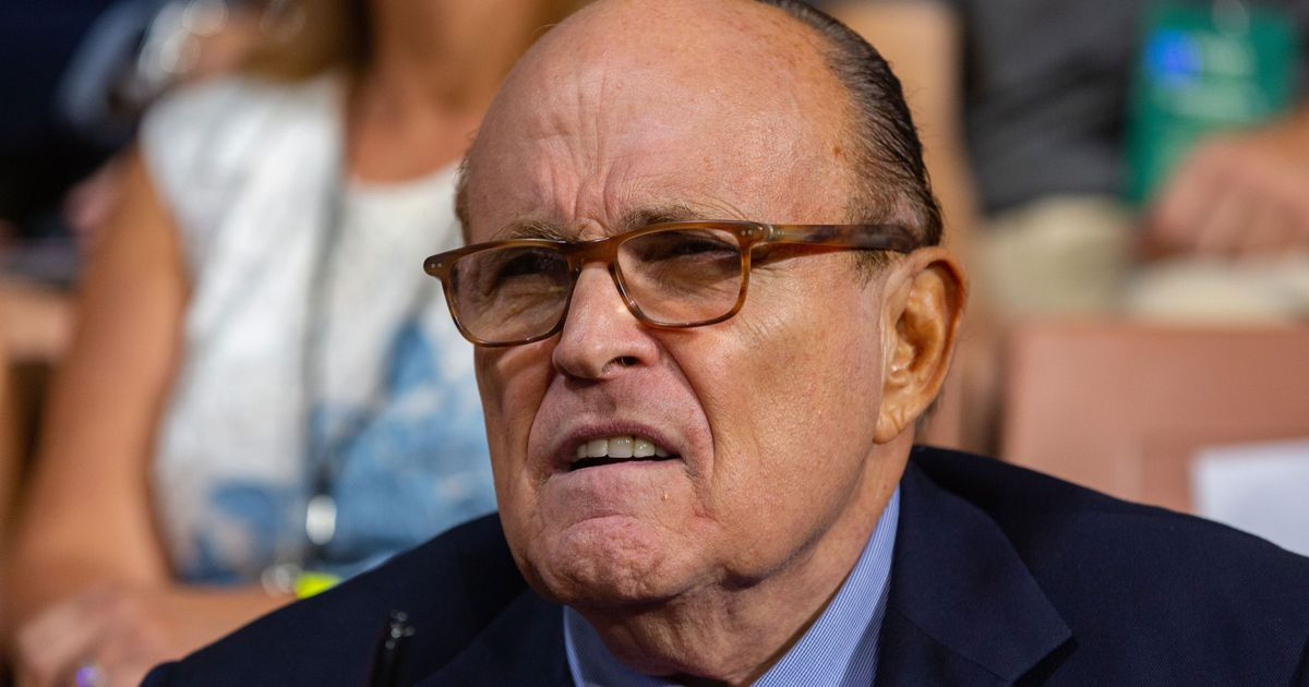 Rudy and Hunter Both Worked for the Same Romanian Kleptocrat