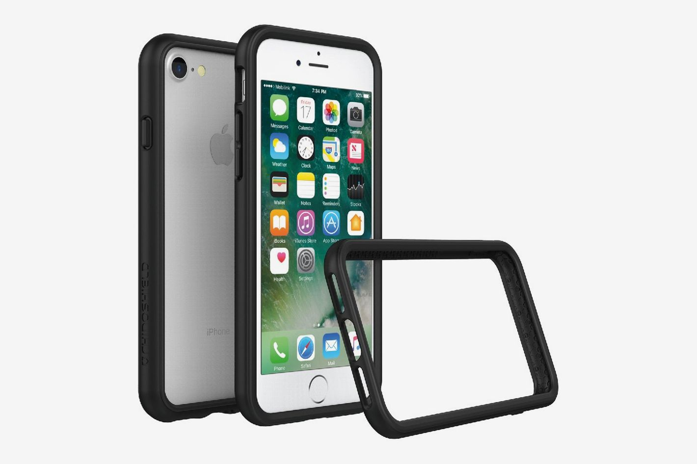 RhinoShield Bumper Case for iPhone 8/iPhone 7