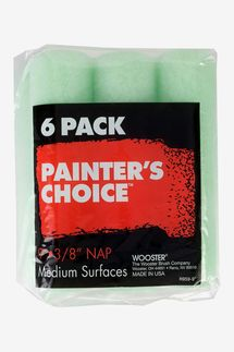 Wooster Brush Painter's Choice 3/8 Inch Nap 9-inch Roller Covers