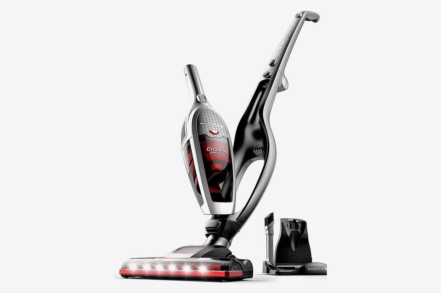 Roomie Tec Cordless Vacuum Cleaner, 2 in 1 Handheld Vacuum
