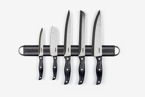Zyliss Resin & Chrome Magnetic Knife Bar