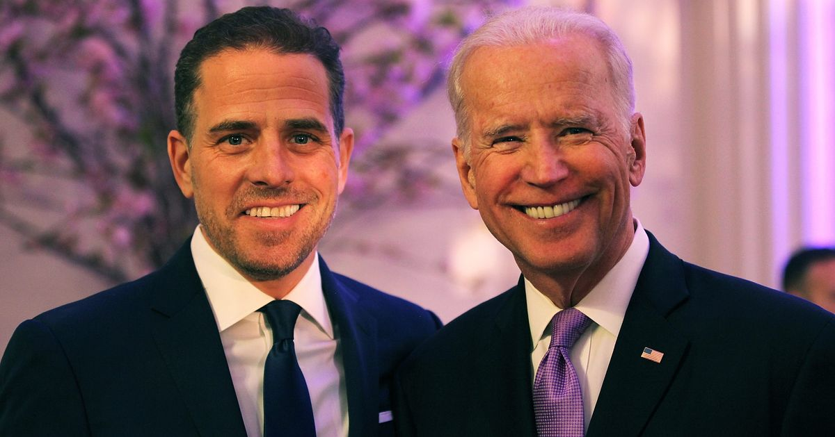 Hunter Biden Is the New Hillary Clinton Email Server