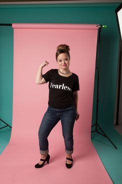 Meet Katie Meade, the beauty industry's newest diverse face.