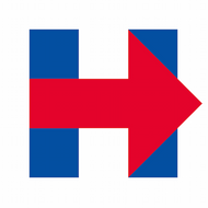 Image result for hillary h symbol