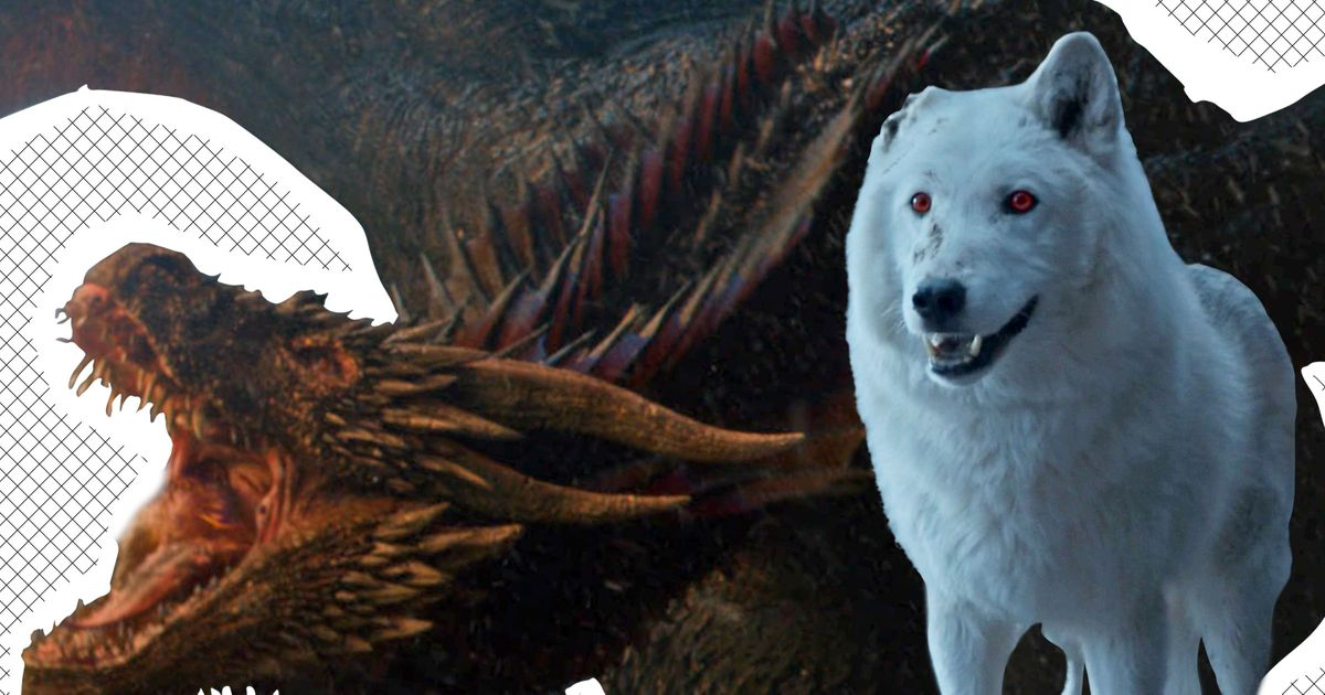 The Pets Were the Best Part of the Game of Thrones Finale