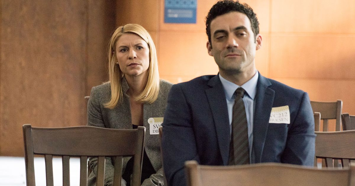 Homeland Recap Season 7 Episode 6 Species Jump