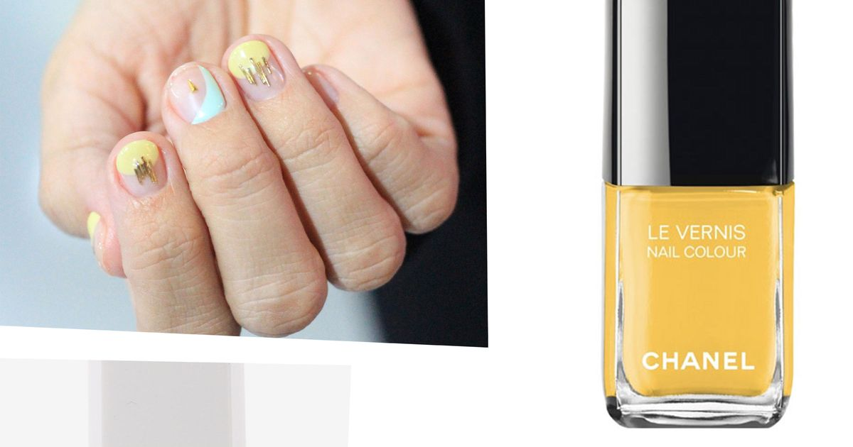 The Best Spring Nail Trends 2018