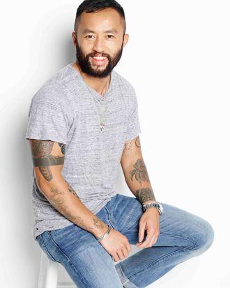 Somsack Sikhounmuong, Madewell's new designer.