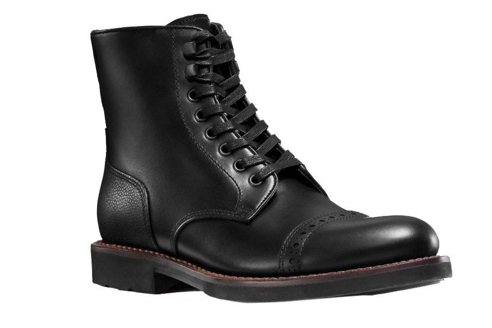Coach Bleecker Cap-Toe Boots