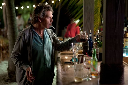 Ben Mendelsohn (Danny Rayburn) in the Netflix Original Series BLOODLINE.  Photo: Merrick Morton