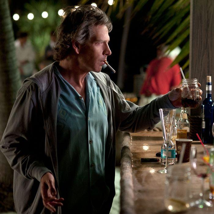 Ben Mendelsohn (Danny Rayburn) in the Netflix Original Series BLOODLINE. Photo: Merrick Morton