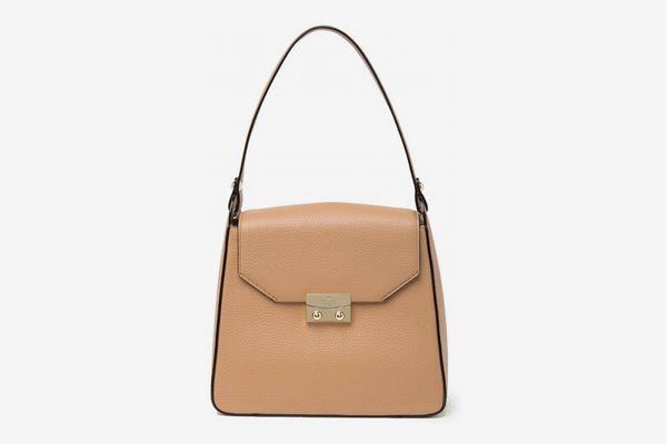 Kate Spade New York Lynea Leather Shoulder Bag