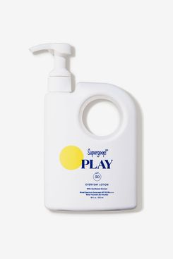 Supergoop! PLAY Everyday Lotion SPF 50 With Sunflower Extract, 18 Fl. Oz.