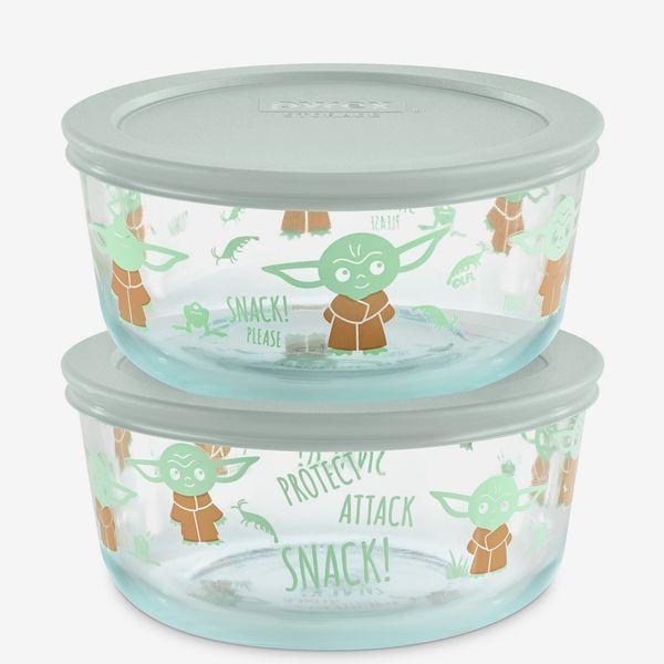 Pyrex Star Wars 4-Pc. Food Storage Container Set